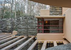 Great Buildings And Structures, Modern Buildings, Concert Hall Architecture, Falling Water House, Falling Waters, Falling Water Frank Lloyd Wright, Frank Lloyd Wright Buildings, Usonian, Water Collection