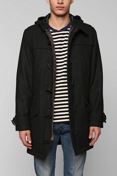 I. Spiewak & Sons Pearson Duffle Jacket - Urban Outfitters