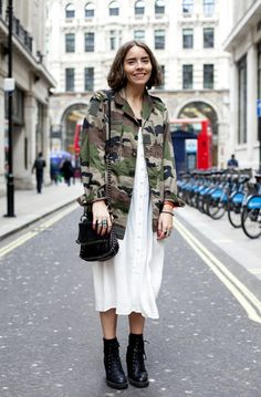 A camouflage cotton jacket is an ultra-versatile modern-day classic...