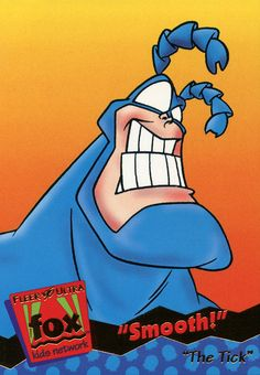 Non-Sport Trading Card Singles Earthworm Jim, Fox Kids, Batman Vs Superman, Cartoon Shows, Ticks, Comic Character, Funny Comics, Trading Cards, Disney Characters