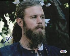 Ryan Hurst Sexy | Ryan Hurst Autographed Signed Sons Of Anarchy Psa/dna 8×10 Photo