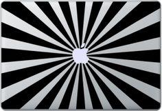 Texture Stripe Vision Vinyl Sticker for apple Macbook Air 11 12 13 Pro 13 15 17 Retina Decal Laptop Car Multi Skins Pegatinas Macbook Pro Skin, Macbook Laptop, Macbook Air 11, Laptop Skin, Macbook Decal Stickers, Mac Decals, Air Mac, Ideas Geniales, Laptop Accessories