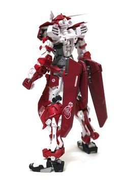 "Custom Build: MG 1/100 Gundam Astray ""Turn Red"" - Gundam Kits Collection News and Reviews"