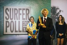 Tales from the biggest night in surf. Surfer Poll 2014. Photo: Lowe-White