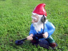 Combat Garden Gnome Minesweeper. $66.00, via Etsy.