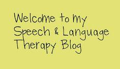 Speech Language Activities