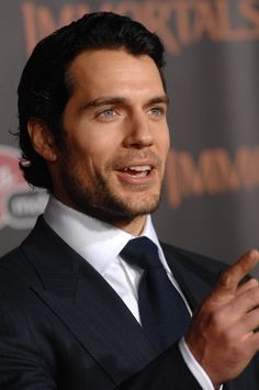 Superman -  Henry Cavill he should play Fifty Shades of Grey!!
