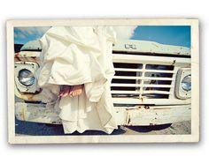 Cool Trash the Dress shot from Scott McNamara Photography.