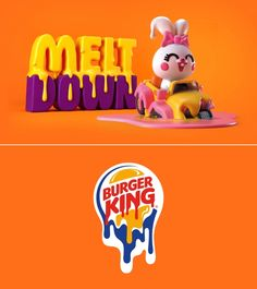 Burger King Wants Your Kids To Meltdown Their Junior King Meal Toys (Really) | Dieline