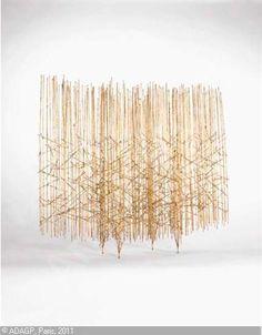 BERTOIA Harry - Screen-tree sculpture
