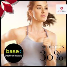 From June 15th till the 30th at Base: Deportes Natalia #Sales up to 30% off on more than 10.000 items! #CCSiamMall