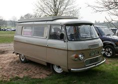 1972 Commer PB Camper van by Albert S. Bite, via Flickr