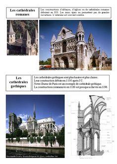 Les cathédrales roma