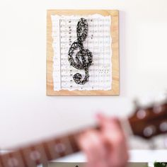 Easy String Wall Art