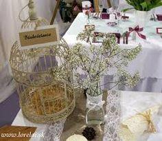 Image result for svadobna vyzdoba stolov