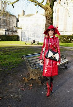 The wardrobe of Ms. B: Streetstyle from my London trip
