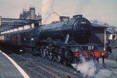 Diesel Locomotive, Steam Locomotive, Train Car, Train Tracks, Choo Choo Train, Steam Railway, Railway Posters, British Rail, Steam Engine