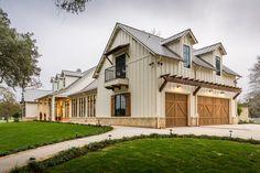 Sherwin Williams Natural Choice exterior modern farmhouse siding paint color