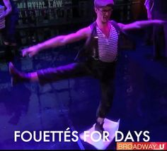 Fouettes for days!