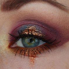 Eye Makeup Tips – How To Apply Eyeliner – Makeup Design Ideas Makeup Hacks, Makeup Goals, Makeup Inspo, Makeup Art, Makeup Inspiration, Makeup Tips, Hair Makeup, Makeup Ideas, Eyeshadow Makeup