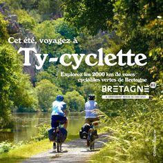 Découvrez toutes les appropriations des acteurs du tourisme bretons dans le cadre de la campagne #DépaysezVousenBretagne  Création : Comité Régionale du Tourisme Bretagne Explorer, Rural Area, Brittany, Tourism