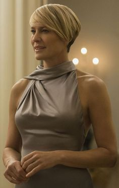 Robin Wright Hair More