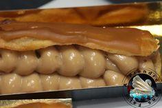 Crème pâtissière au praliné http://www.aprendresansfaim.com/2015/05/creme-patissiere-au-praline.html