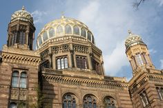 50 Stunning Synagogues And Temples From Around The World (PHOTOS)