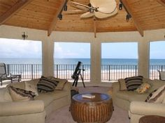 Splendid Sunrise- Four b/r oceanfront. Fall special $2480/wk. plus fees.Vacation Rental in Vero Beach from @homeaway! #vacation #rental #travel #homeaway