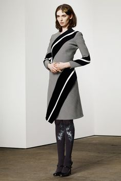 Thom Browne Pre-Fall 2014 Fashion Show Collection