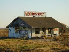Dry County - Near Jonesboro, Arkansas - November, 2008