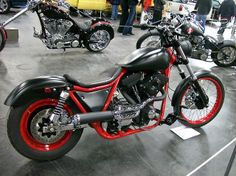 Black and Red FXR