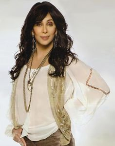 I imagined Tanya as outgoing, strong and young at heart, I see her as Cher