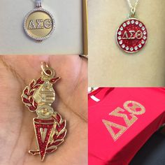 Navika Girl: Fashion With Heart. High quality sorority and equestrian fashion jewelry. Wide variety of beautiful necklaces, bracelets, earrings, and more! Alpha Chi Omega, Alpha Phi, Equestrian Jewelry, Equestrian Style, Delta Sigma Theta Gifts, Greek Paraphernalia, Delta Girl, Sorority Life, Leaf Necklace