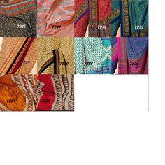 estampados de seda y semiseda JULUNGGUL para nuestros vestidos, blusones, pantalones, kimonos y complementos www.julunggul.com silk prints for our silk dresses, trousers, kimonos and accessories