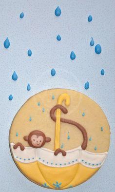 Pluies d'avril monkey rain www.MissCuit.com