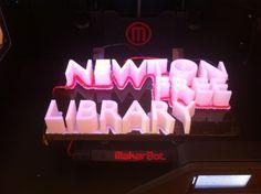 3D Printer | Newton Free Library