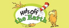 Celebrate Earth Day with the Lorax! Lot of great activities & printables!!