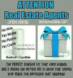 #mojilife #airmoji #realestate #realestateagents #housewarminggift mojilifewithcandicemcphee.com