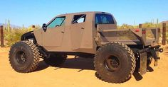 JD3.com, Jeremy Dixon, Design-Fabrication of Severe Off-Road Vehicles - perfect zombie apocalypse vehicle!.. probably a larger fuel tank. gun mount… - Pinteres…