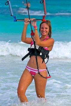 Tulum kitesurfing wi