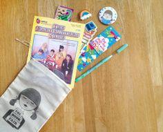 Baby-Sitters Club book fair kit ($15) #90s