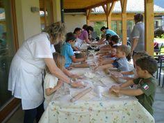 #vacanza in #famiglia in #Valdisole presso #Agrituriltempodellemele: attività didattiche con #bambini