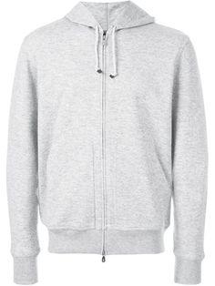 BRUNELLO CUCINELLI cashmere zipped hoodie. #brunellocucinelli #cloth #hoodie
