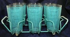 vintage glassware by anita