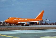 Braniff International Airways, Boeing 747SP