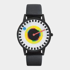 Milton Glaser Sprocket Watch