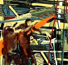 Arturo florez pintor colombiano 2007 for Pintor y muralista colombiano