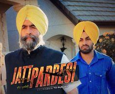 #JaspreetSinghAttorney at Law USA and #AmanDhaliwal in a movie scene in up coming Punjabi movie #JattPardesi releasing soon.