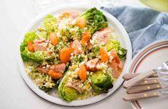 Lax med ugnsrostad fänkål och citrussmörsås – Recept   Allt om Mat